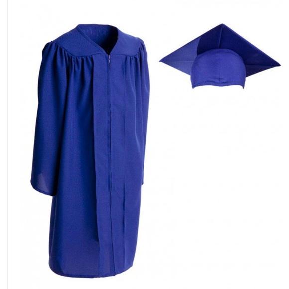 Other | Graduation Cap Gown Vpk Kindergarten Small | Poshmark